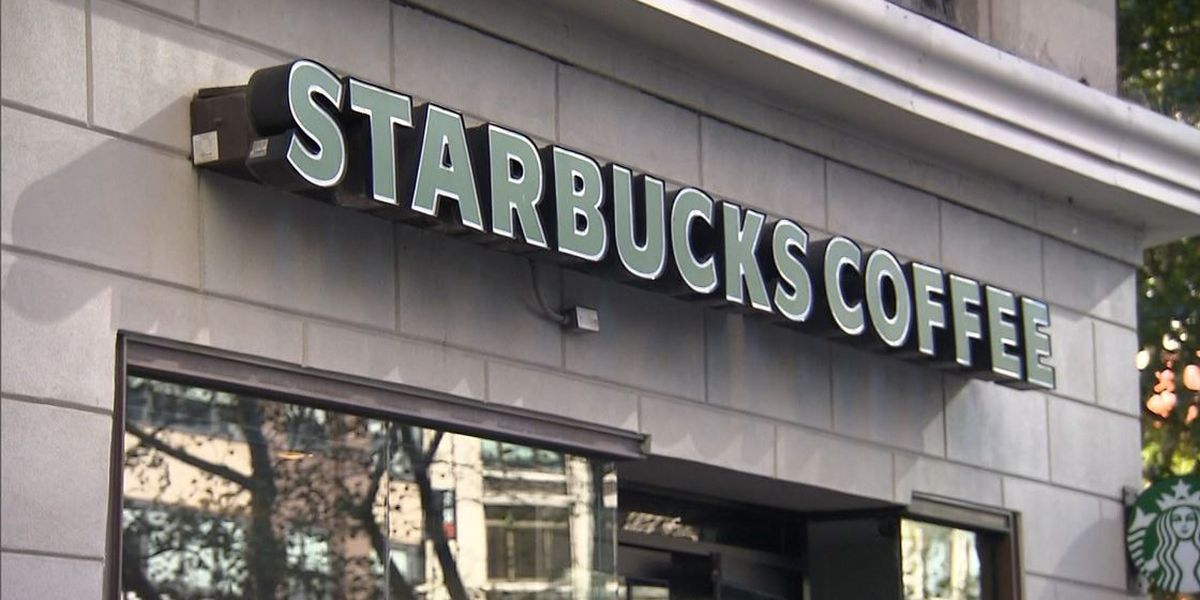 Starbucks giving free coffee to frontline health care workers, first responders during December