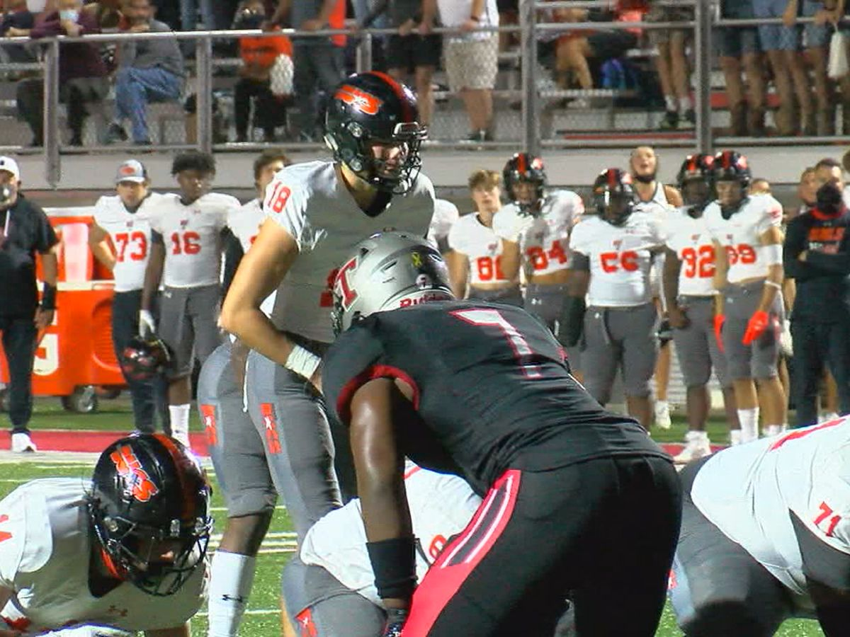 "Hoover on facing Thompson again in 7A semifinals : ""Anyone is beatable"""