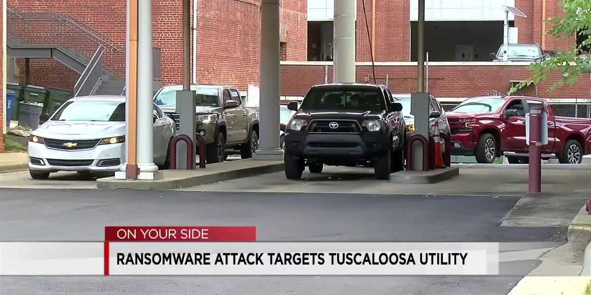 Ransomware attack targets Tuscaloosa utility