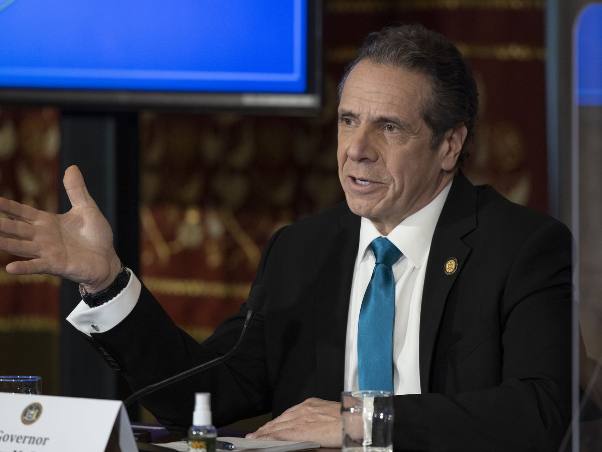 Reports: NY officials altered count of nursing home deaths