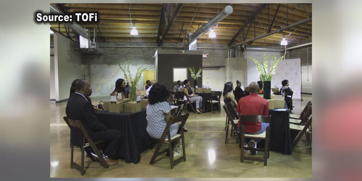 Afternoon tea held to brainstorm ways to inspire B'ham young men