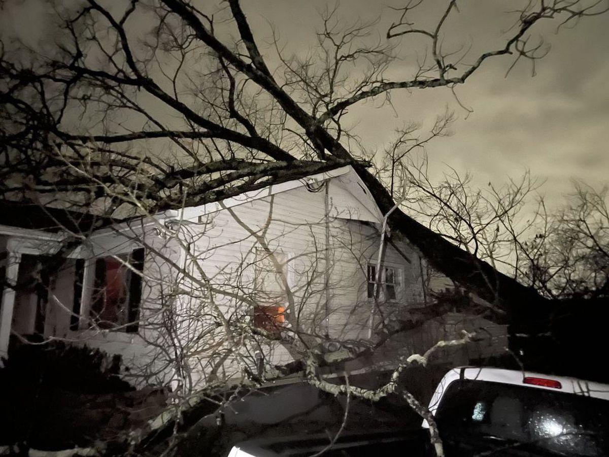 Fultondale mayor updates injuries, tornado damage to city