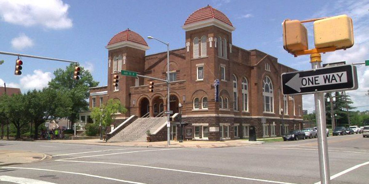 Congress stops in Birmingham for annual civil rights piligrimage