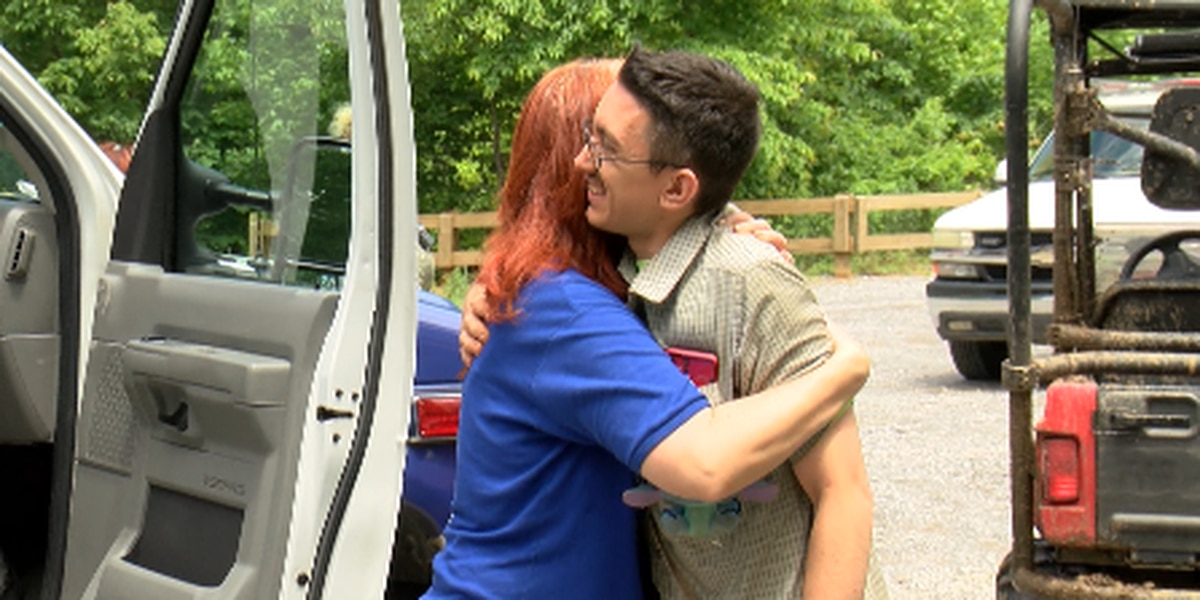 Mother reunited with son after going missing at Walls of Jericho