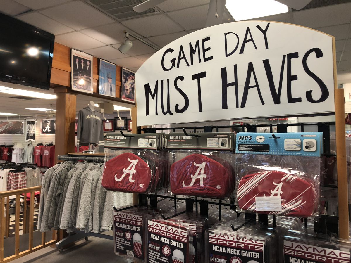Iron Bowl business opinions vary this year in Tuscaloosa