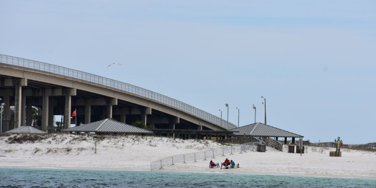 Portion of Orange Beach closed ahead of Spring Break