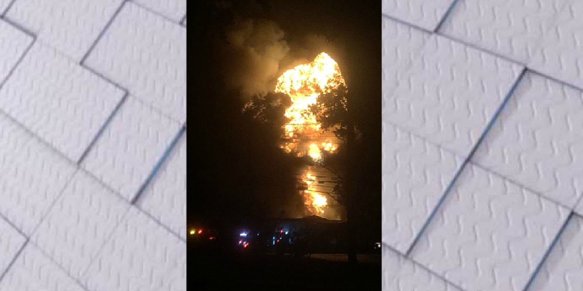 Explosive fire at Cullman business is out