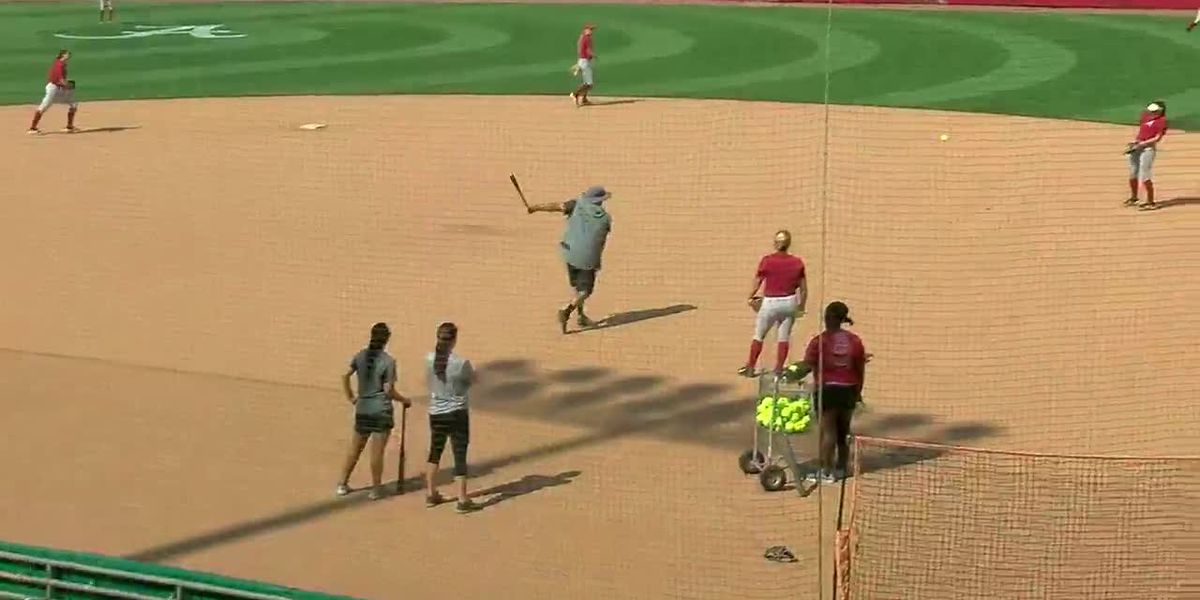 Alabama softball hosting NCAA regional