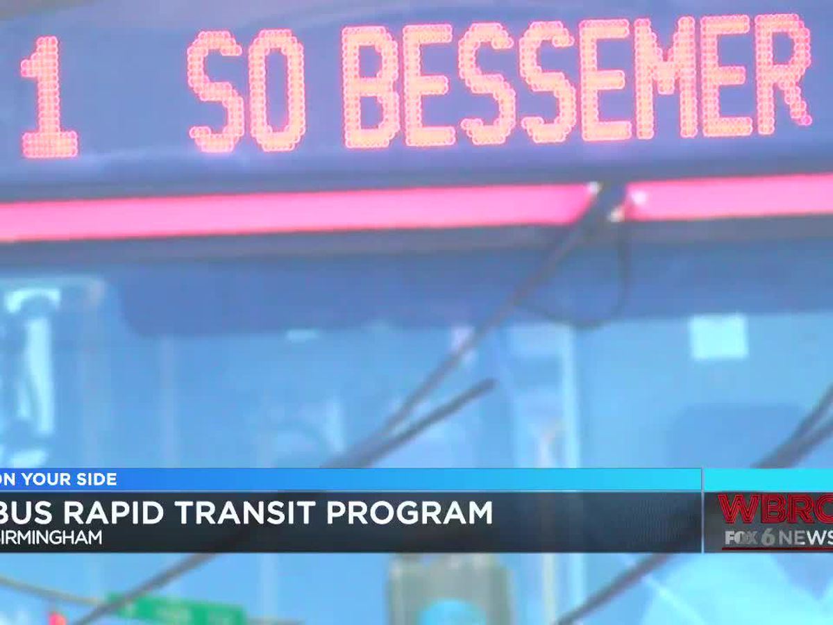 B'ham looks to open rapid bus transit route