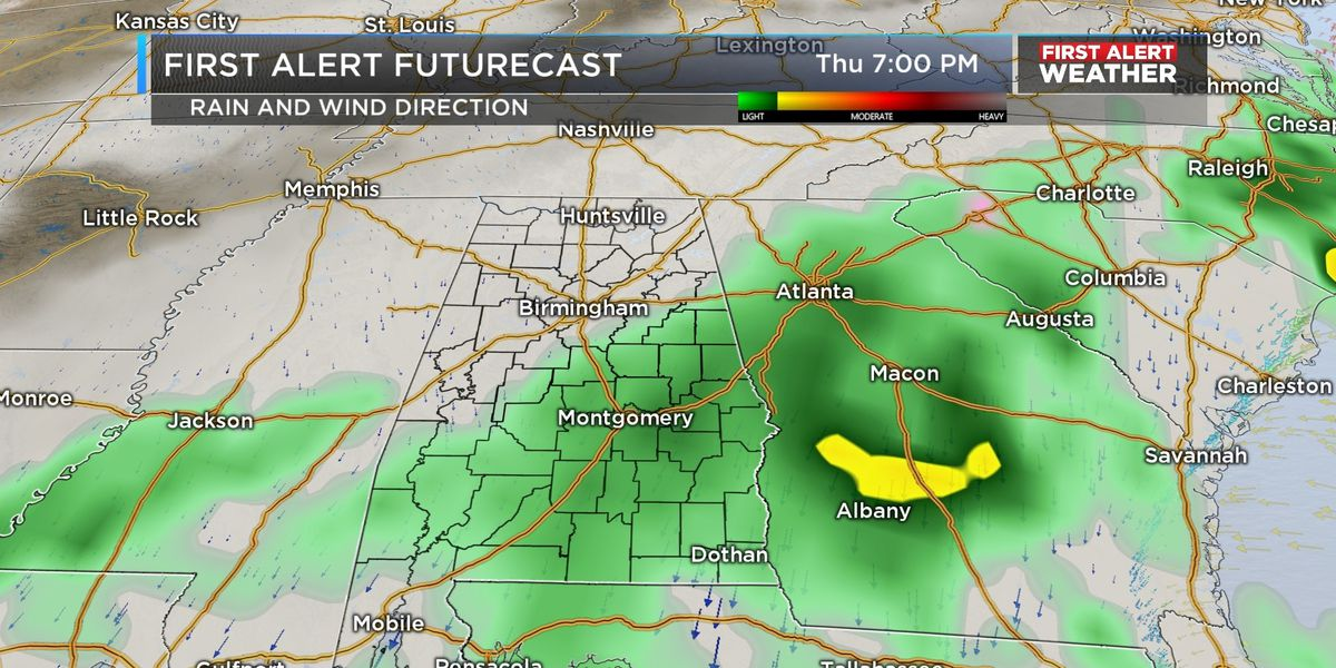 FIRST ALERT: Winter-like temperatures persist the rest of the week