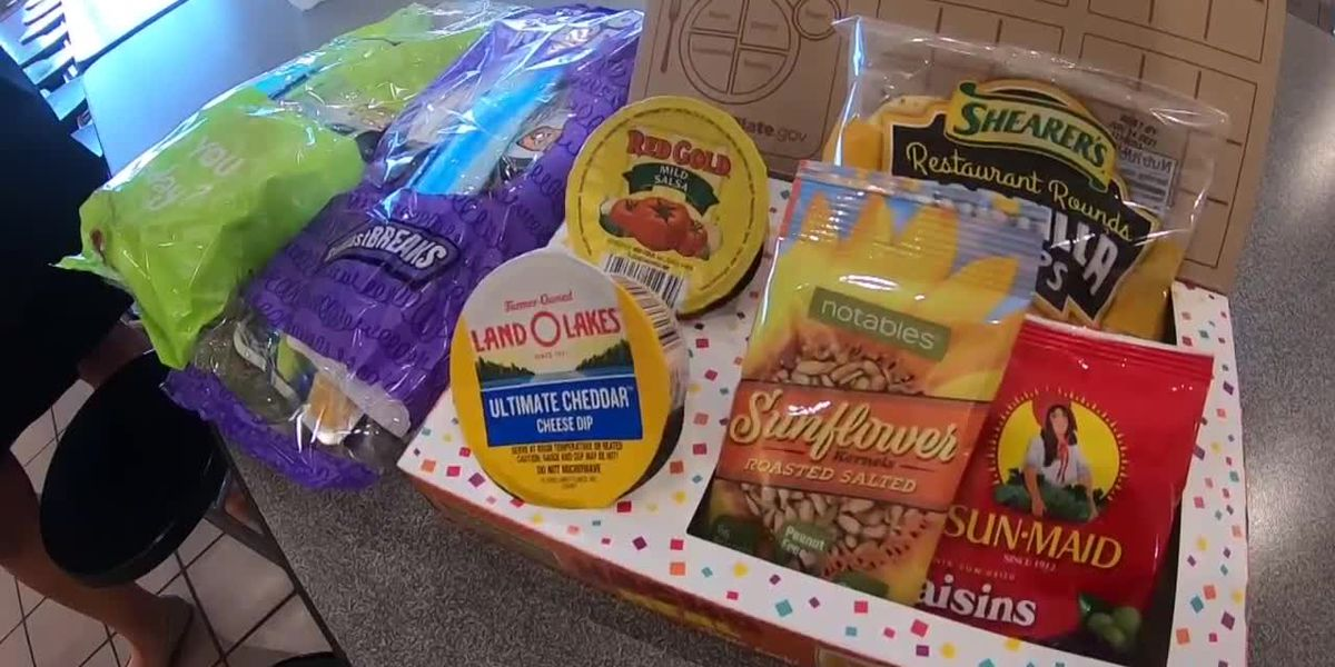 7-day meal program for Jefferson County Schools' students