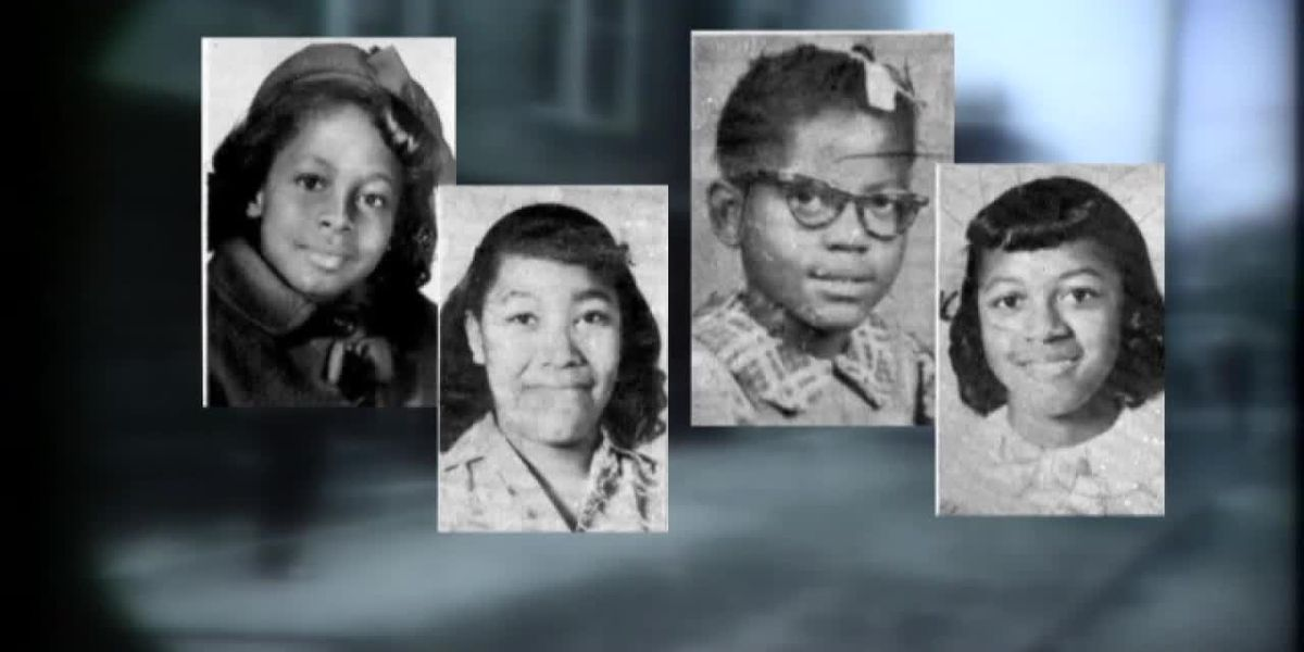 57th anniversary of the 16th Street Baptist Church bombing that killed 4 little girls