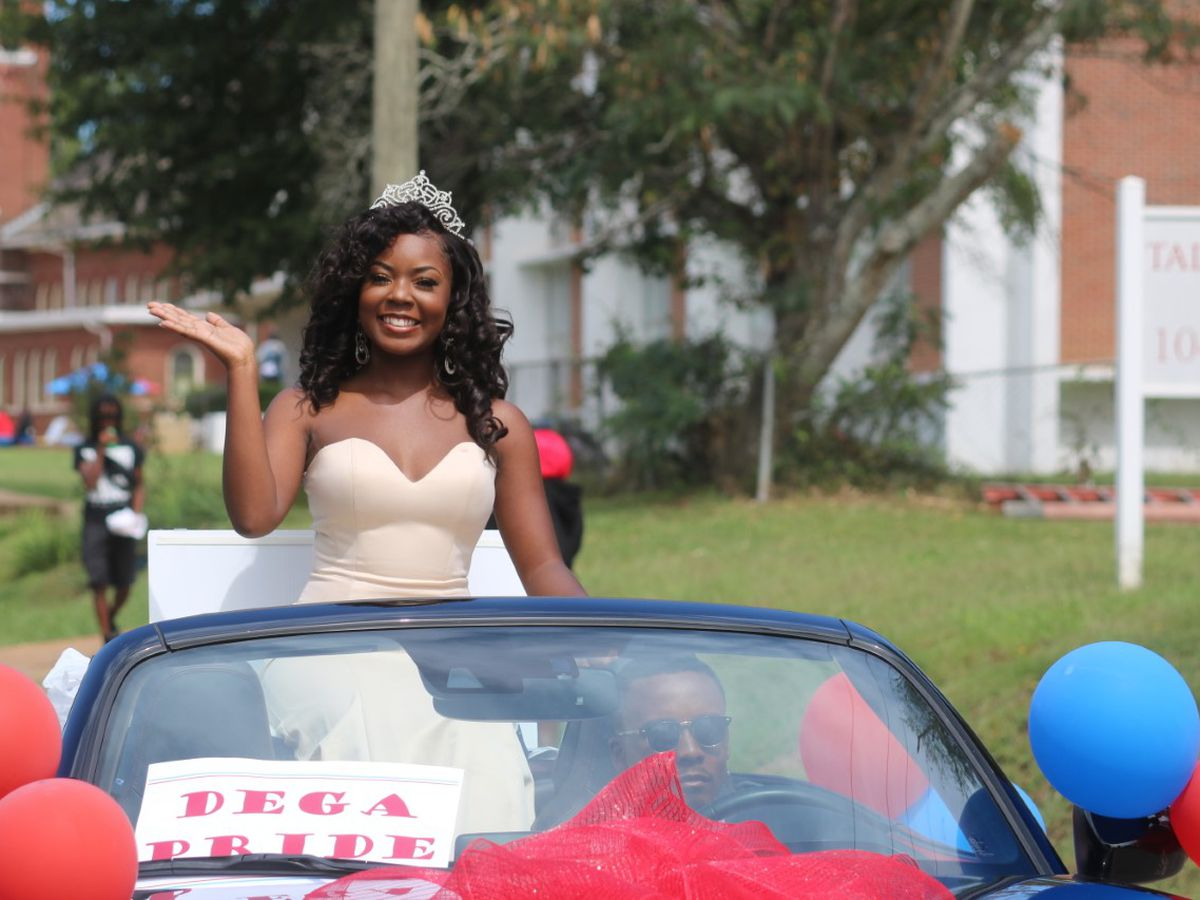 Pelham graduate named Miss Talladega College