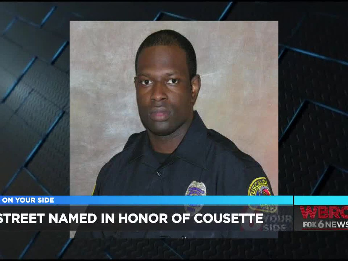Tuscaloosa city leaders consider renaming street after fallen officer