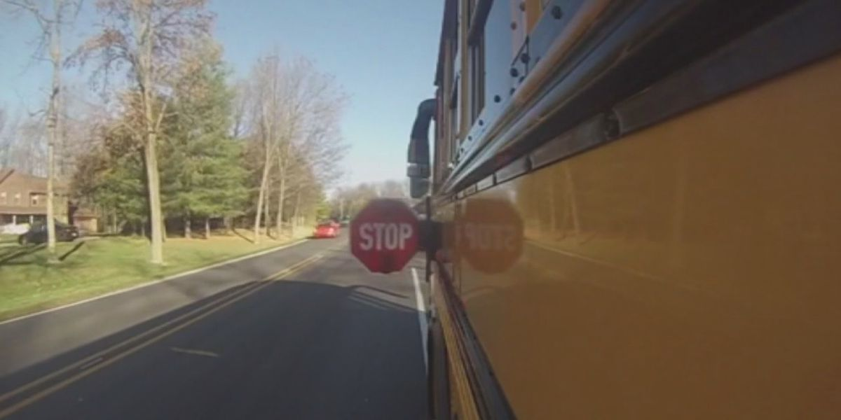 Experts: Children need to look out for themselves at bus stops