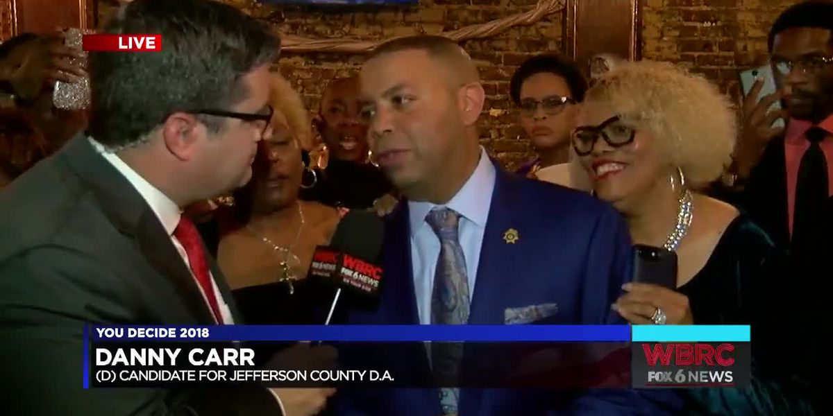 VIDEO: JeffCo District Attorney candidate Danny Carr