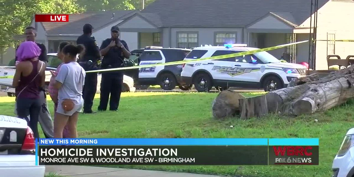 Police investigating homicide in west Birmingham
