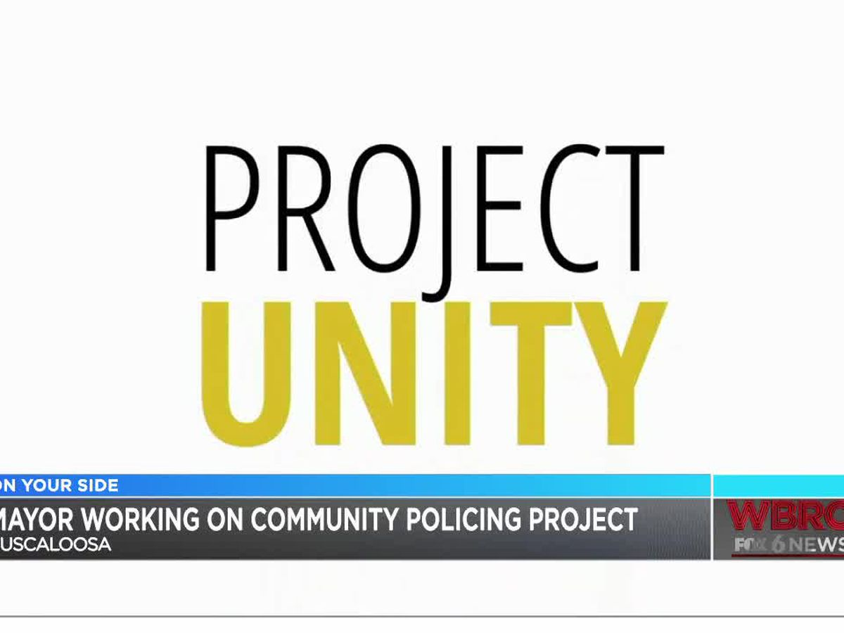 """Project Unity"" could make big changes to policing in Tuscaloosa"
