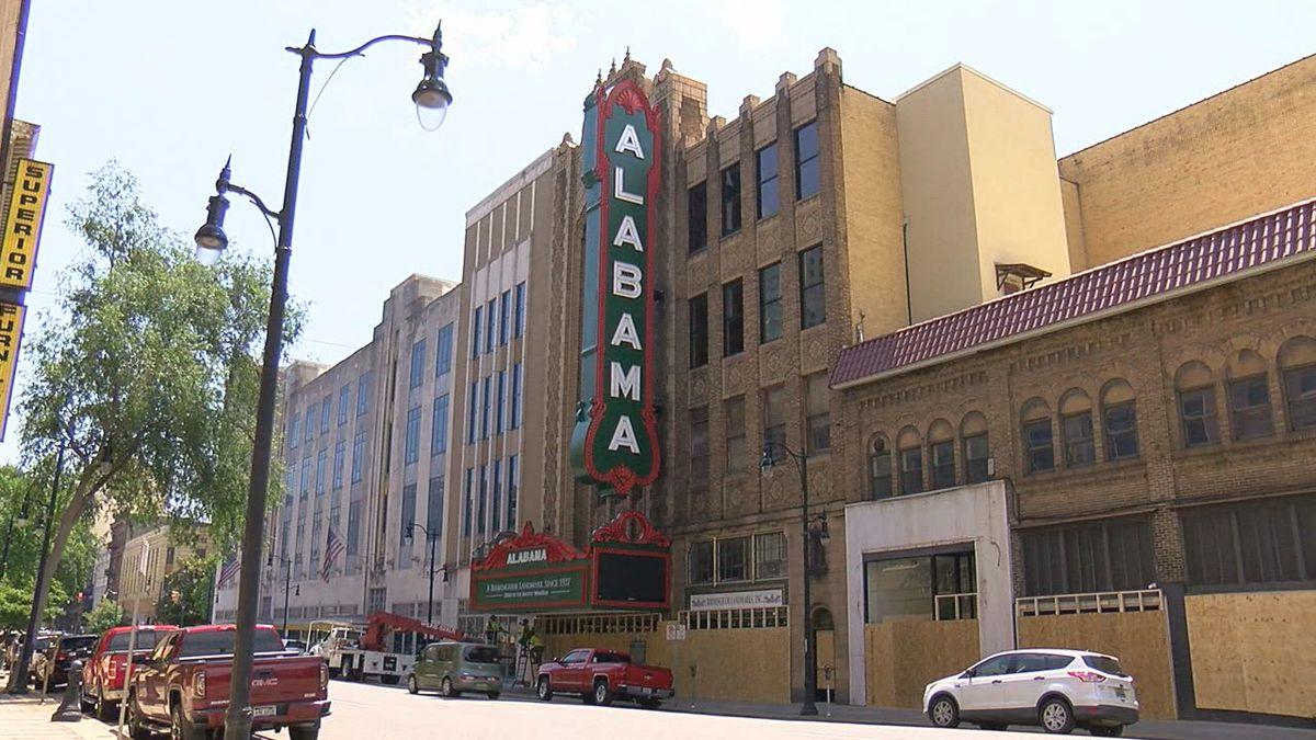 2021 Summer Film Series at the Alabama Theatre