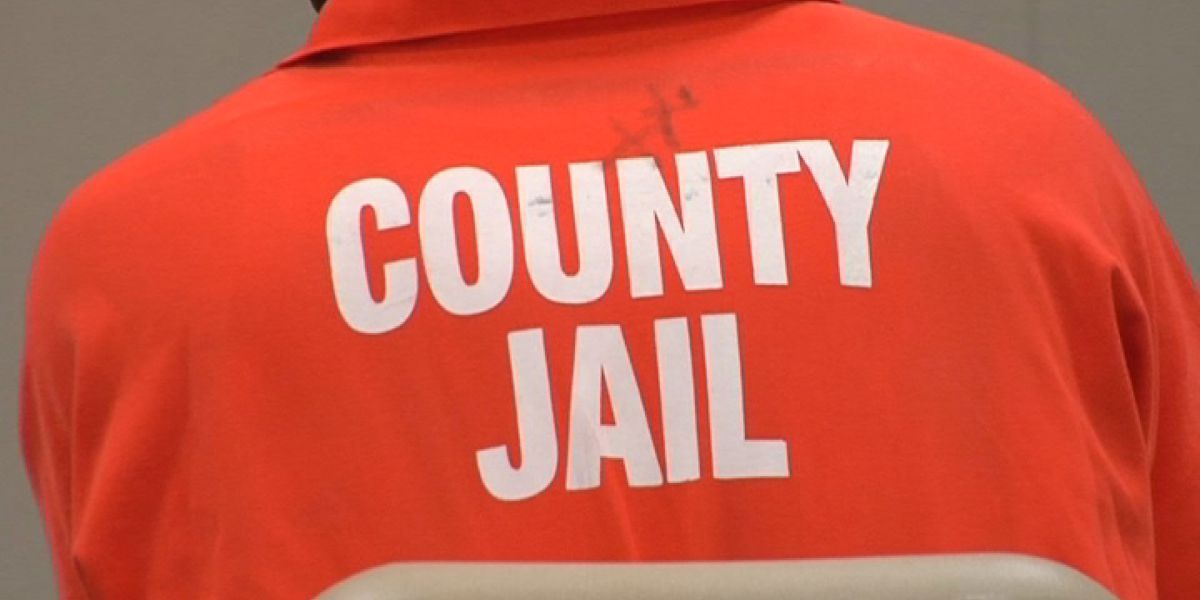 Jails hold thousands of backlogged prisoners awaiting ADOC intake