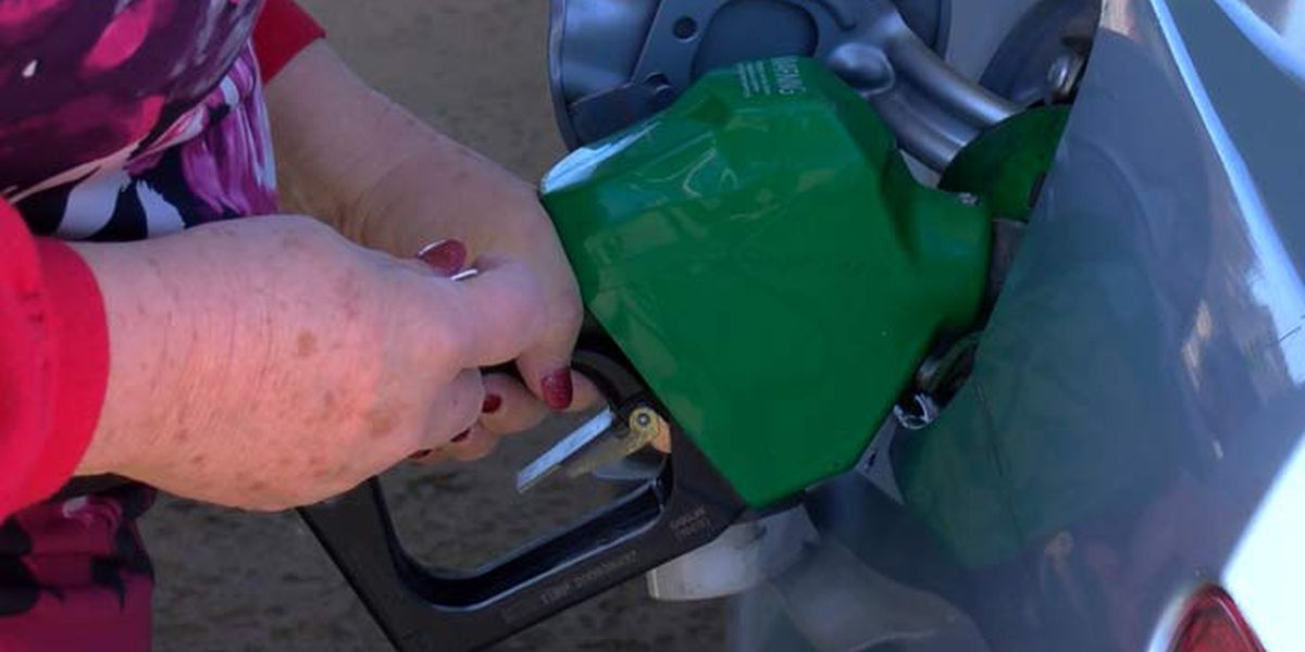 Price Watch: Alabama gas prices down a couple of cents
