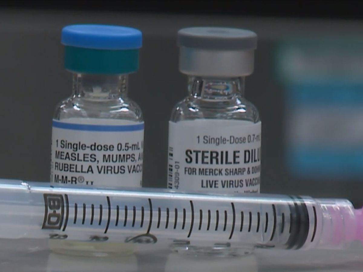 Measles cases inching closer to Alabama