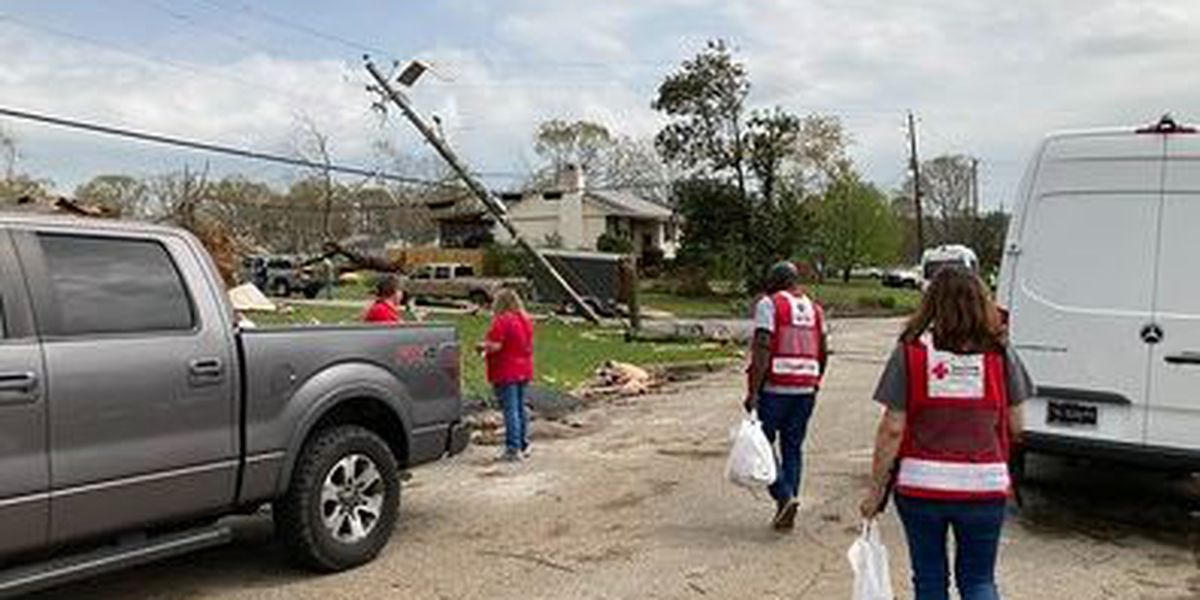 Red Cross: Damage assessments show nearly 400 homes destroyed or heavily damaged