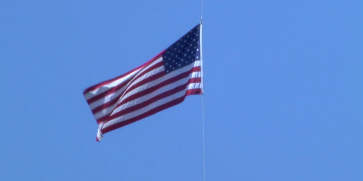 How to retire an American flag
