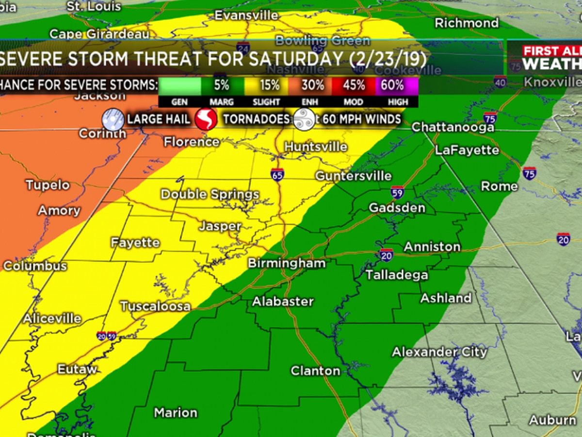 FIRST ALERT: Flooding threat persists longer