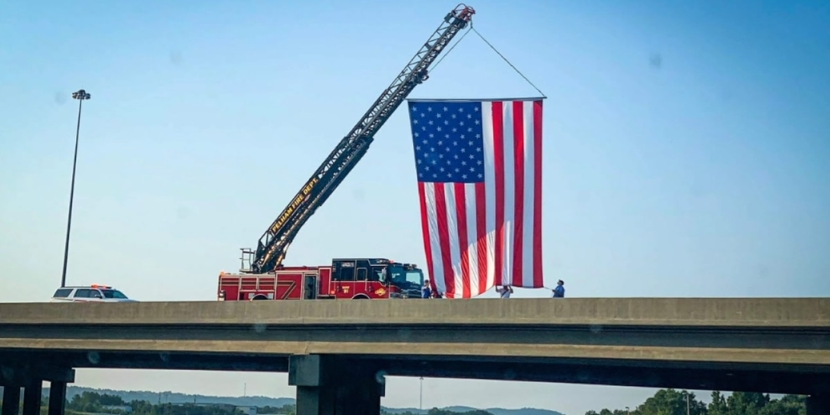 Pelham Fire Department remembers 9/11 in a uniquely, powerful way