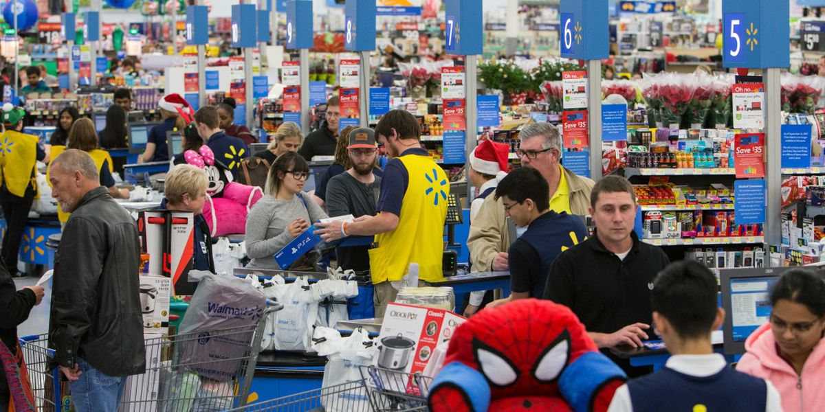 Walmart unveils Black Friday deals