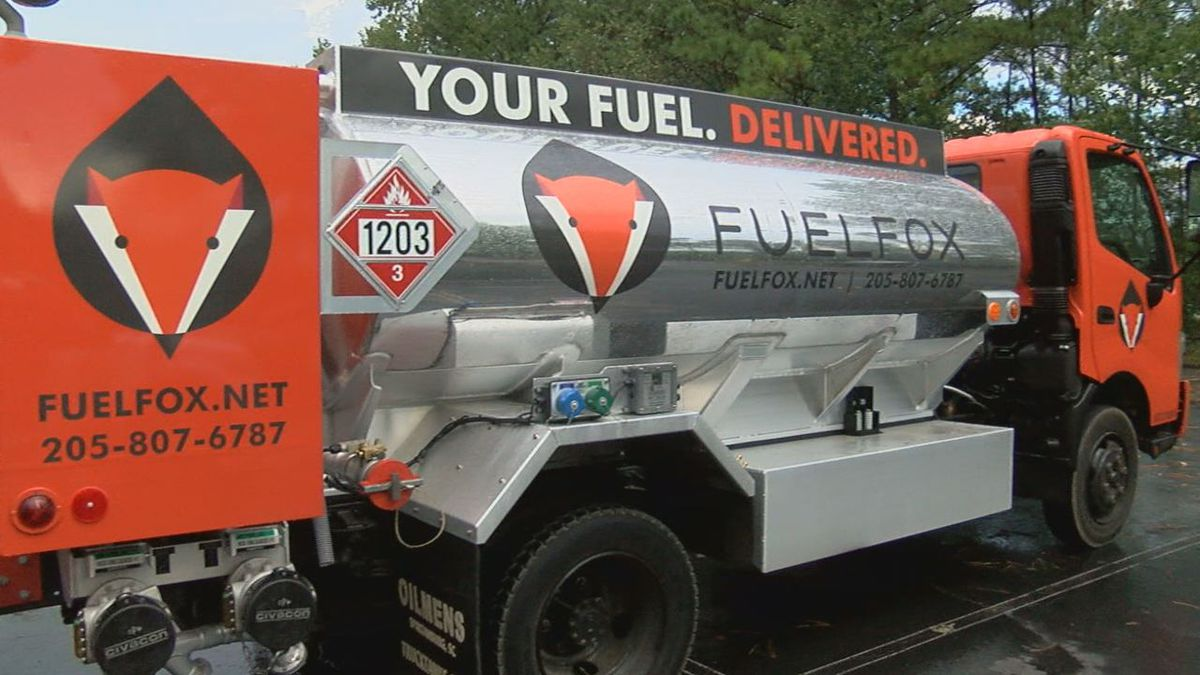 App-based fuel-delivery service now available in B'ham