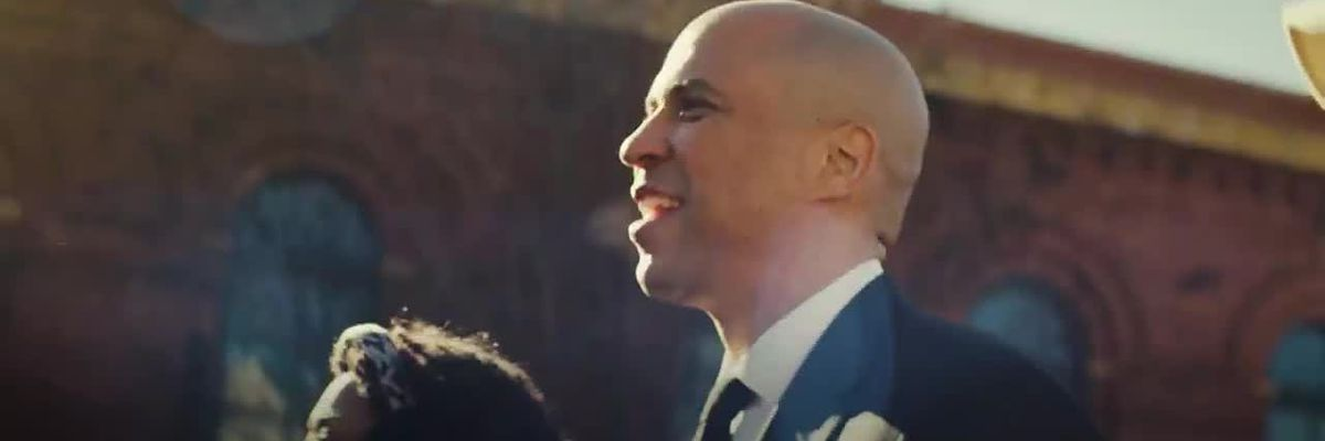 Cory Booker announces presidential candidacy with video