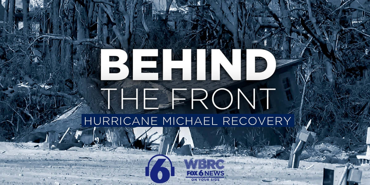Behind the Front: The long road to recovery after Hurricane Michael