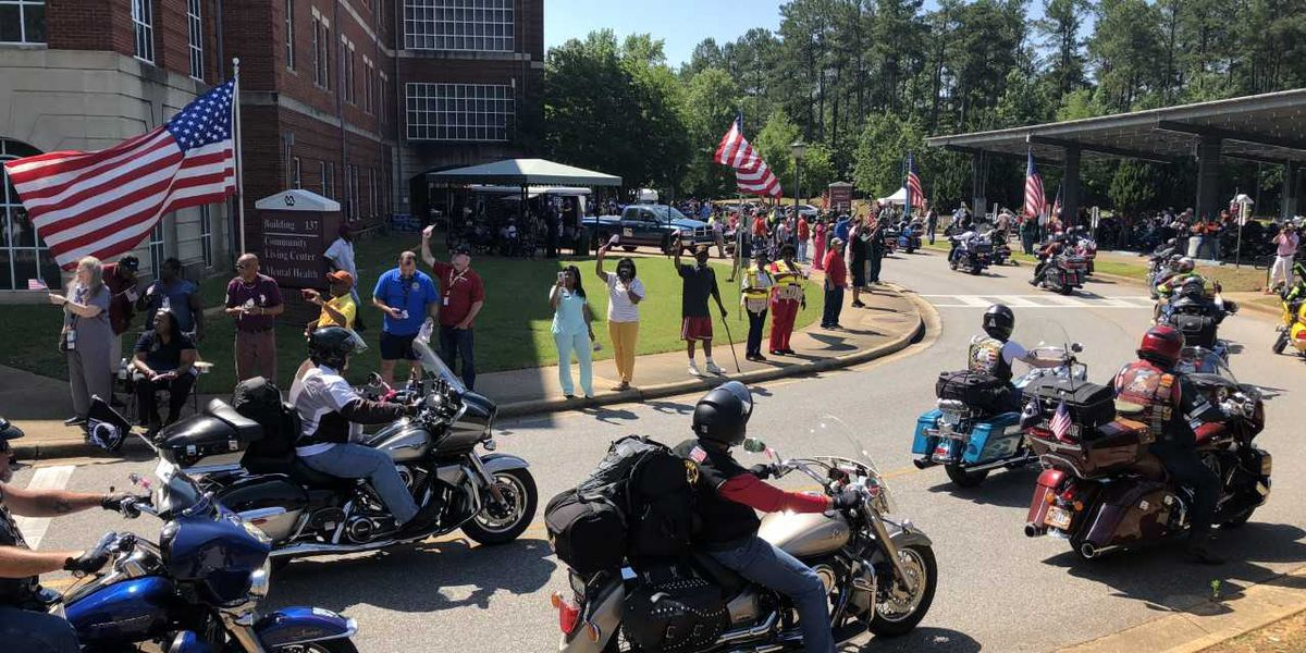 """Run for the Wall"" makes stop in Tuscaloosa"