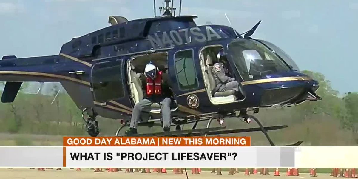 What is 'Project Lifesaver?'