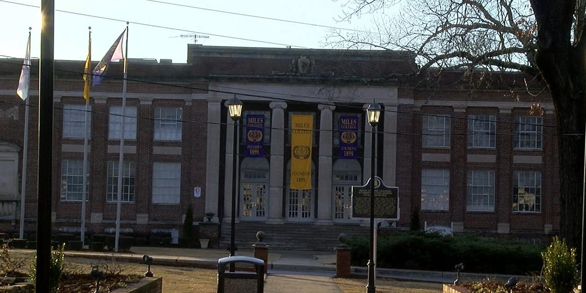 Miles College names new interim president