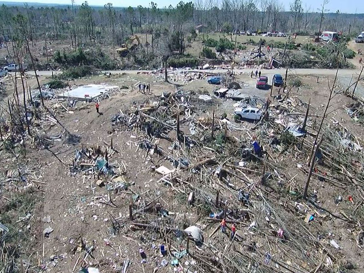 FEMA grants not affordable for many devastated by Lee County tornado