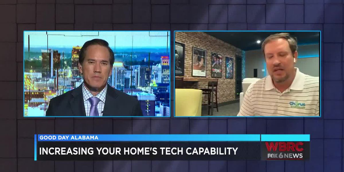 Increasing Your Home's Tech Ability