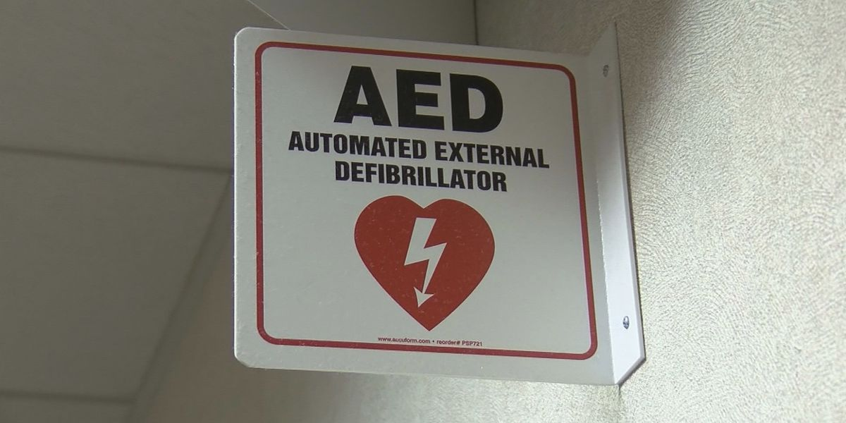 How available are AEDs in Alabama?