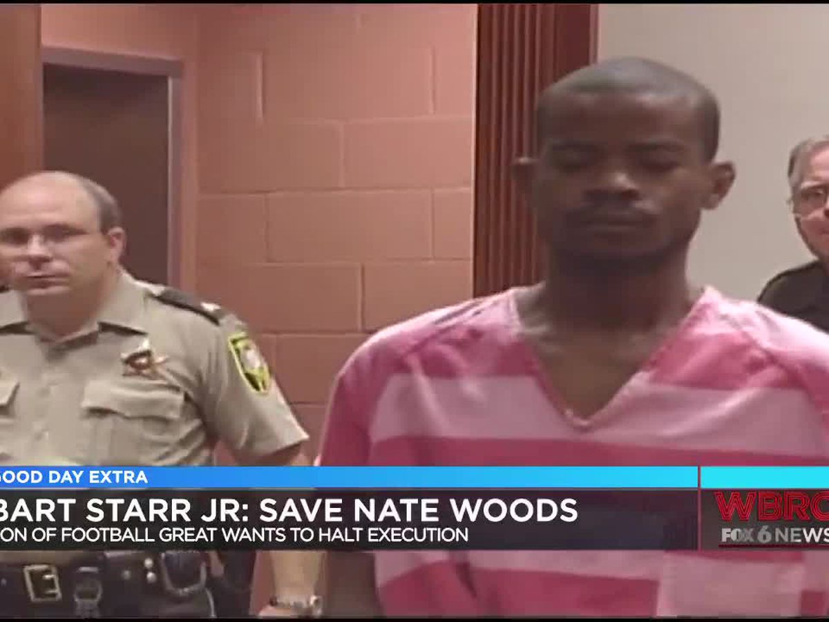 Bart Starr Jr. fights to save Nate Woods