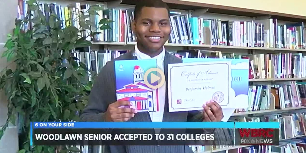 AL high schooler accepted into 31 universities, awarded $1.1 million in scholarships