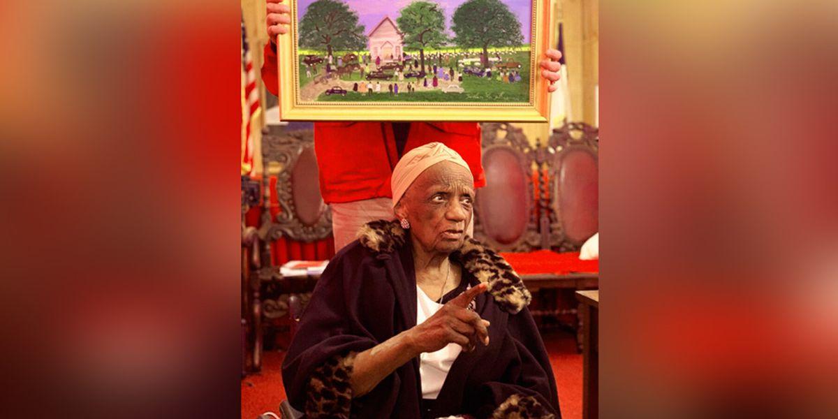 Helen LaFrance, who painted rural memories, dies at 101