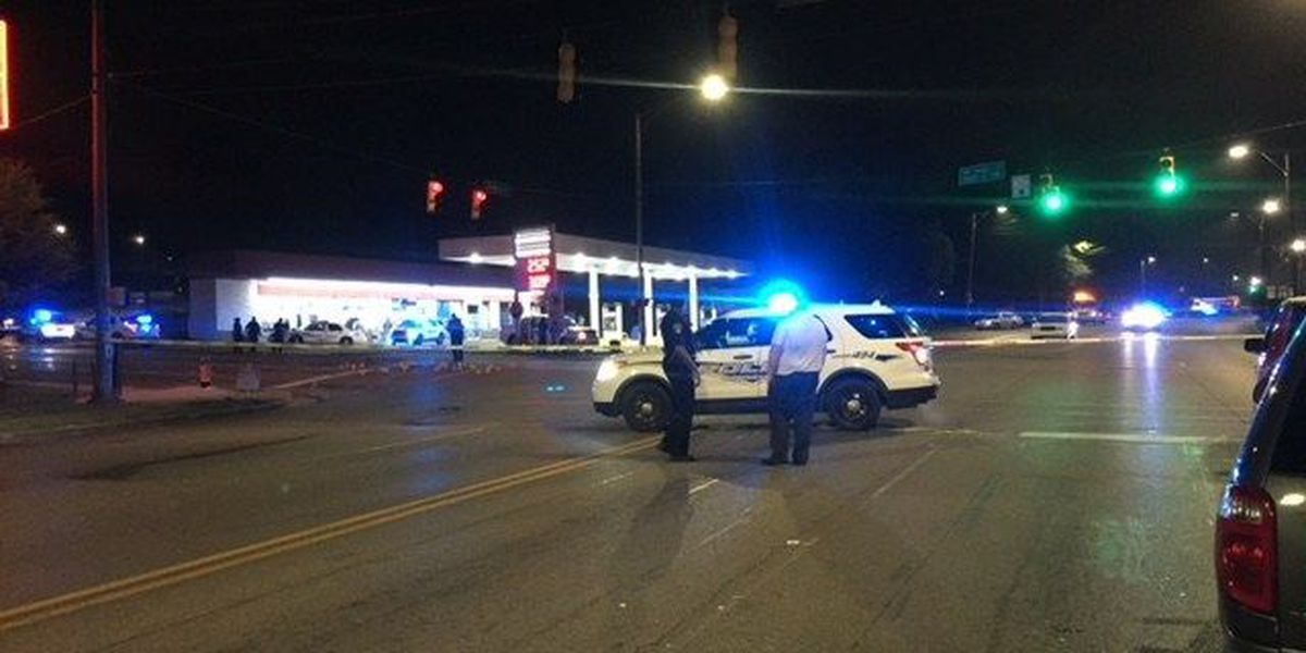 Man shot, killed while changing a tire identified