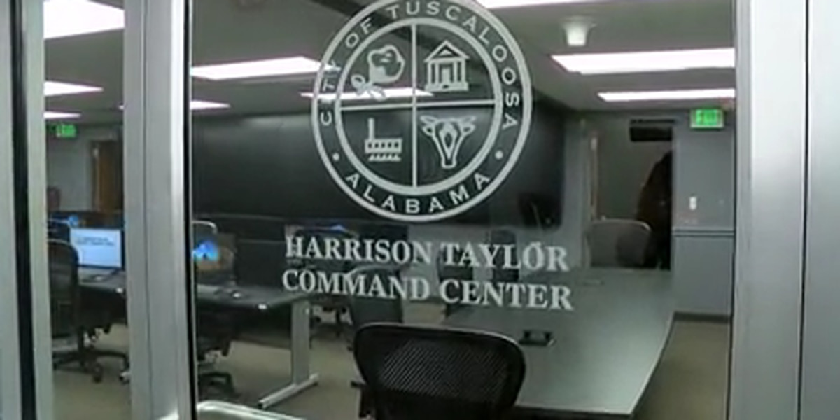 Tuscaloosa Incident Command Center brings new technology, data together
