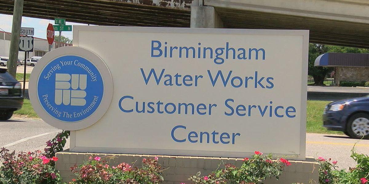 Birmingham Water Works not planning on raising rates in 2021