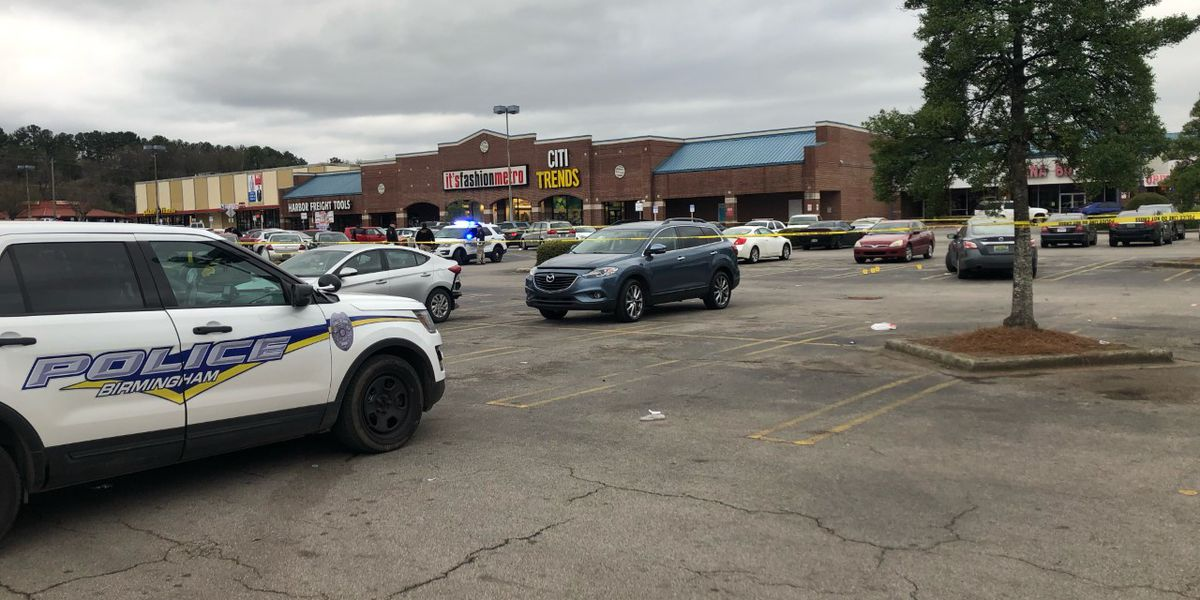 Man arrested for murder following Roebuck Shopping Center shooting
