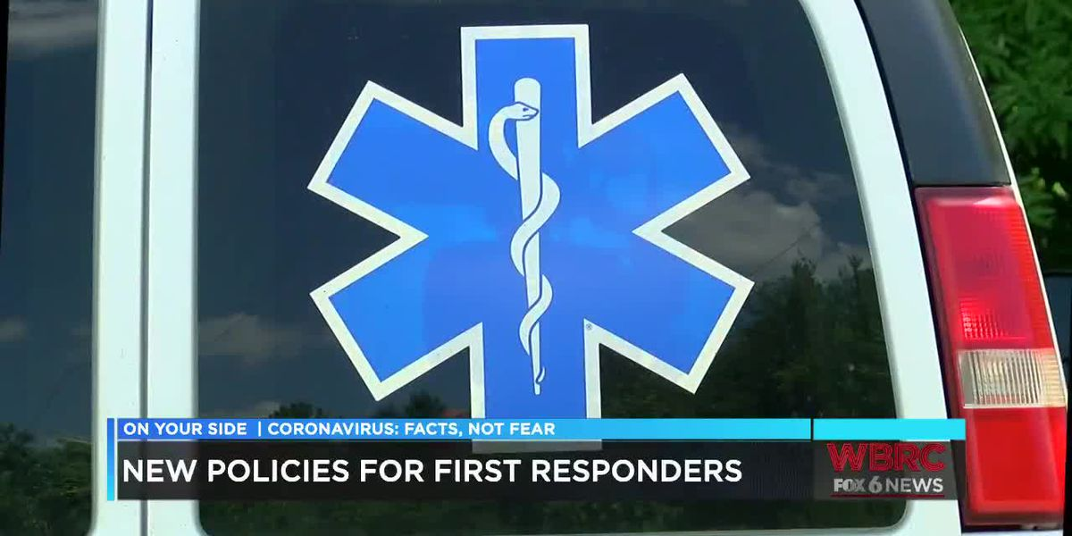 Coronavirus prompting policy changes for EMS