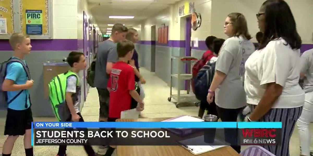 Dr. Craig Pouncey talks back-to-school