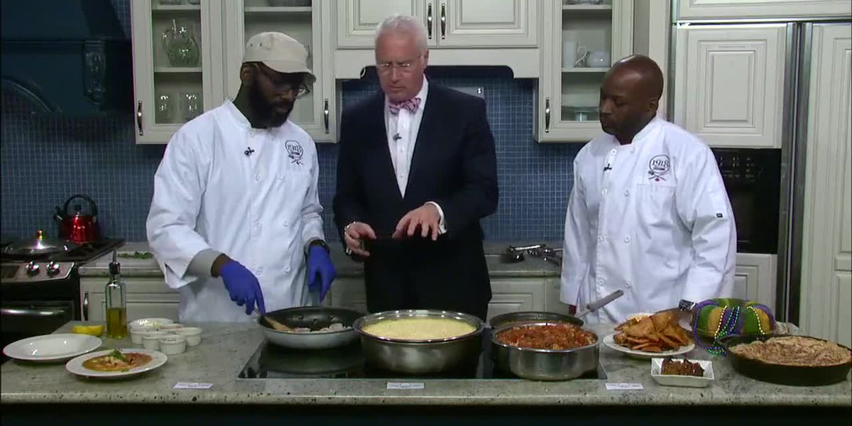 1918 Catering: Shrimp and grits